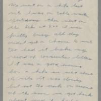 1942-09-26 Lloyd Davis to Laura Davis Page 1