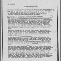 1952-05-02 Omaha Field Office report on activities of Edna Griffin Page 6