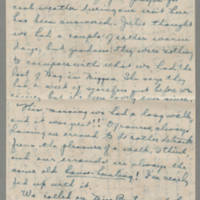 1918-08-30 Daphne Reynolds to Conger Reynolds Page 2