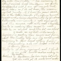 1917-09-26 Mrs. Saunders to Mrs. Whitley Page 1