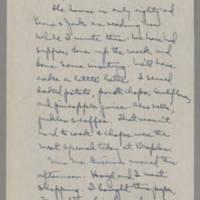 1943-01-16 Laura Davis to Lloyd Davis Page 1
