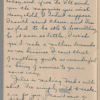 1918-08-19 Daphne Reynolds to Conger Reynolds Page 3