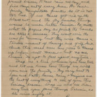 1944-11-18 Lt. L.E. Hilsabeck to W. Earl Hall Page 4