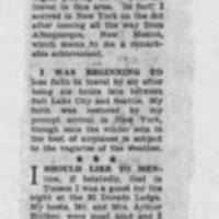 "1953-11-23 Des Moines Register Article: ""My Day"""