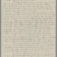 John William Graham letters, August-September 1944