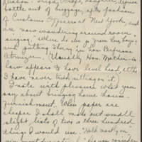 1918-04-17 Daphne Reynolds to Conger Reynolds Page 2