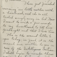Conger Reynolds correspondence, March 1-17, 1918