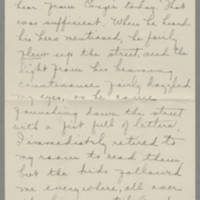 1918-07-05 Daphne Reynolds to Conger Reynolds Page 2