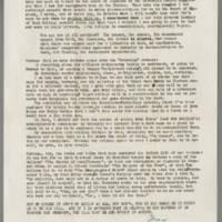 Tangen Christmas Letter, 1967 - Back
