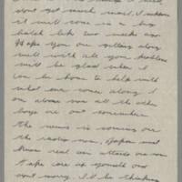 1945-05-14 Lloyd Davis to Laura Davis Page 2