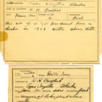 Thomas Wilmer Dewing, egg card # 012