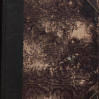 Alice Electa Pickard recipe book, 1868