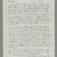1944-07-12 Laura Davis to Lloyd Davis Page 1