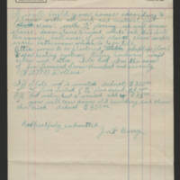 1917-05-07  Carpenter contract