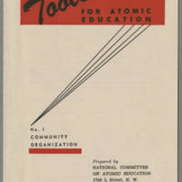 1947-02-15 Tools For Atomic Education Page 1