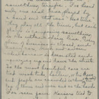 1918-11-13 Daphne Reynolds to Conger Reynolds Page 5