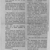 "1951-11-04 Des Moines Sunday Register Editorial ""Burlington's Human Relations Survey"""