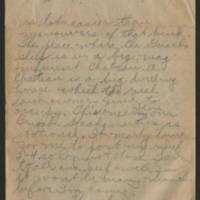 1919-01-02 Thomas Messenger to Mr. & Mrs. N.H. Messenger Page 4