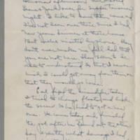 1943-01-15 Laura Davis to Lloyd Davis Page 3
