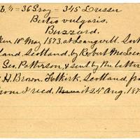 Clinton Mellen Jones, egg card # 105
