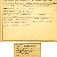 Thomas Wilmer Dewing, egg card # 188
