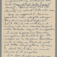 1945-03-06 Susie Hutchison to Laura Frances Davis Page 2