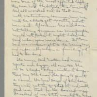 1942-08-09 Laura Davis to Lloyd Davis Page 4