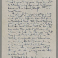 1943-01-18 Laura Davis to Lloyd Davis Page 2