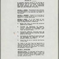 Iowa City Ordinance Page 1