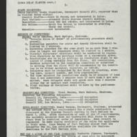 """1970-06-06 Newsletter: """"""""LULAC Glances"""""""" Page 3"""