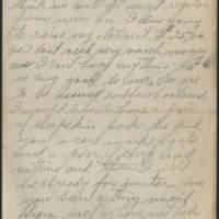 1917-12-18 Harvey Wertz to Mr. L.A. Wertz Page 3