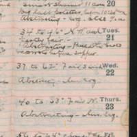 1919-10-19 -- 1919-10-25