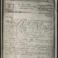1945-04-20 Pfc. Robert Nicola to Dave Elder