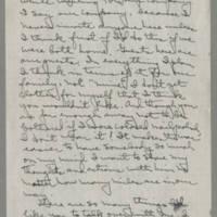 1943-01-23 Laura Davis to Lloyd Davis Page 2