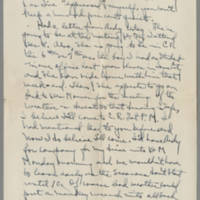 1941-12-01 Laura Davis to Lloyd Davis Page 2
