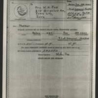 1944-03-25 Helen Fox to Bess Peebles Fox