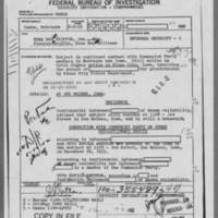 1952-05-02 Omaha Field Office report on activities of Edna Griffin Page 1