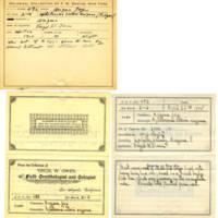 Thomas Wilmer Dewing, egg card # 388