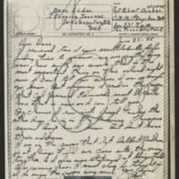 1945-06-24 Sgt. Robert Dunbar to Dave Elder