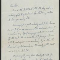 1945-04-08 David L. Neiswanger to Dave Elder Page 1