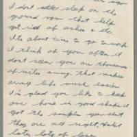 1943-10-26 Lloyd Davis to Laura Davis Page 4