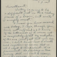 1917-12-13 Conger Reynolds to Daphne Goodenough Page 1