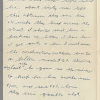 1942-08-03 Lloyd Davis to Laura Davis Page 2