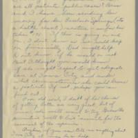 1942-05-29 Susie Hutchison to Laura Frances Davis Page 2