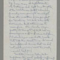 1942-10-31 Laura Davis to Lloyd Davis Page 2
