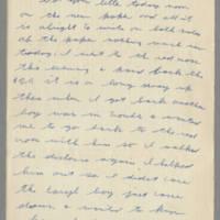 1942-09-07 Lloyd Davis to Laura Davis Page 1