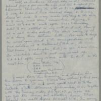 1944-02-08 Helen Fox to Bess Peebles Fox Page 1