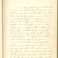 A brief description of nine species of Hepaticae found in the vicinity of Iowa City by Mary F. Linder, 1886, Page 3
