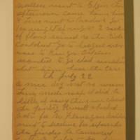 1926-07-21 -- 1926-07-22