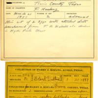 Thomas Wilmer Dewing, egg card # 214
